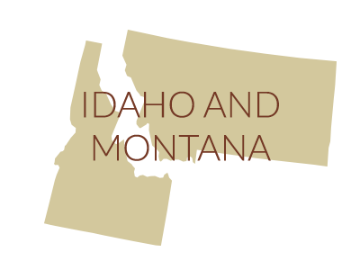 Projects - Idaho and Montana